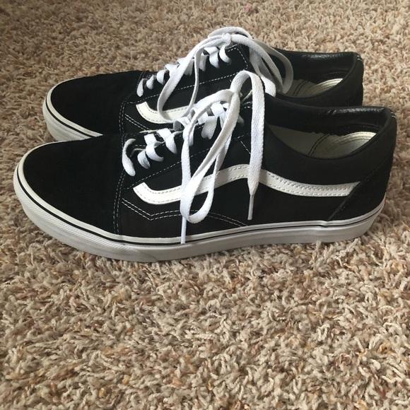 aed6e9dfe72 Vans Old Skool Skate Shoe 9.5M 11W. M 5c43b4f73c984441b94d7472